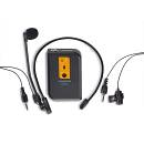 TAKSTAR TC-TL-A1 ARANCIO - Microfono Headset/Lavalier per TC-4R1
