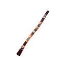 """Toca Didg-cts Didgeridoo Curvo 50"""" - Didgeridoo Curvo Decorato A Mano"""