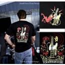 Fender Maglietta T-shirt Telepathy taglia XL