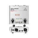 Behringer Mic100 Tube Ultragain - Preamplificatore Microfonico E Limiter Valvolare
