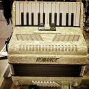 Fisarmonica Romance con borsa inclusa