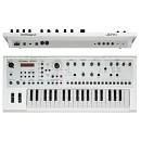 Roland Jd-xi White - Limited Edition - Sintetizzatore Crossover Analogico/digitale 37 Mini Tasti - E