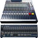 SOUNDCRAFT SPIRIT FOLIO FX16II - MIXER PASSIVO CON MULTIEFFETTO