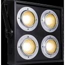 PROLIGHTS Batteria per 4x100W COB White LED alta resa luminosa, angolo 60, 281W, 11,4Kg