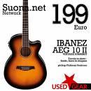 Ibanez AEG10 II VS