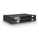 RAM Audio Zetta 215 amplificatore di potenza 2 x 700 W 4 Ohms stabile in 2 ohm
