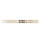 VIC FIRTH 2BN - Bacchette Hickory American Classic Punta in Nylon