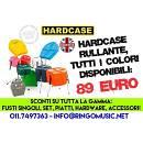 """HARDCASE CUSTODIE RIGIDE RULLANTE 14""""! ROBUSTE! IN GARANZIA UFFICIALE ITALIANA!"""