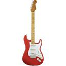 FENDER STRATOCASTER MEXICO CLASSIC 50'S FIESTA RED MN