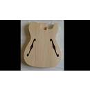 Factory Guitars:TELECASTER  THINLINE