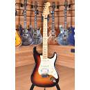 Fender American Deluxe Stratocaster HSS Maple Fingerboard 3 Color Sunburst 2011