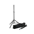 Konig & Meyer 21459 Speaker Stand Package Black - Kit 2 Supporti Per Casse + Borsa Per Il Trasporto