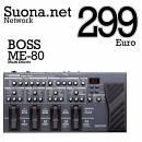 Boss ME80 Guitar Multiple Effects
