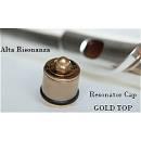 Tappo Risonante, Flauto traverso modello GOLD TOP, per Yamaha, Pearl, Muramatsu