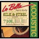 La Bella 710L Silk & Steel Light