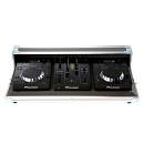Pioneer 350 Bundle (2x Cdj350 + 1x Djm350k + Case Originale) - Kit 2 Lettori Cdj-350 + 1 Mixer Djm-3