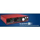 Focusrite scarlet 6i6