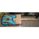 Fender TELECASTER BLU FLOWER