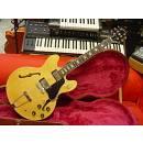 chitarra semiacustica gibson es 335 natural(1979)