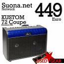 Kustom 72 Coupe Guitar Combo