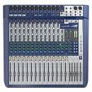 SOUNDCRAFT SIGNATURE 16 mixer analogico