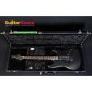 Suhr Scott Henderson Fusion HSH Black Charcoal Pearl Matched Tribal Tech Used