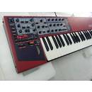 Nord Lead 2x synth with original bag & patches by S4K ( USATO GARANTITO 2 ANNI )