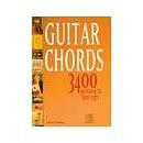 GUITAR CHORDS 3400 POSIZIONI