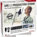 STEINBERG UR22 PRODUCTION STUDIO - SCHEDA AUDIO USB 2IN\2OUT + MIDI + SE ELECTRONICS X1 MIC!!!