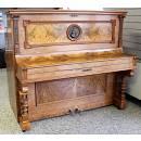 Hupfer & Co. pianoforte acustico verticale cm 133