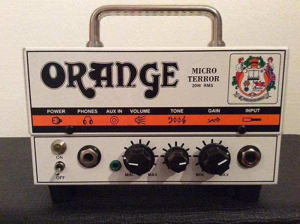 VENDO/SCAMBIO Orange Micro terror 20W