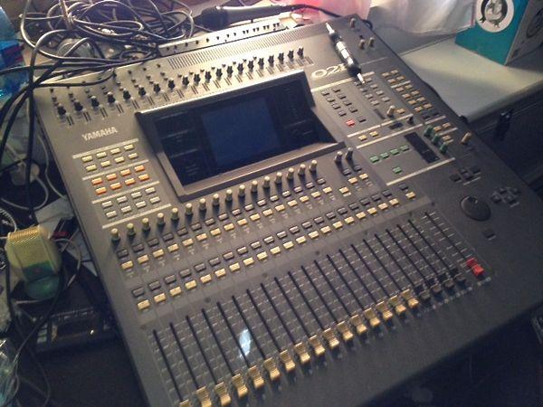 Yamaha O2r 02r v2