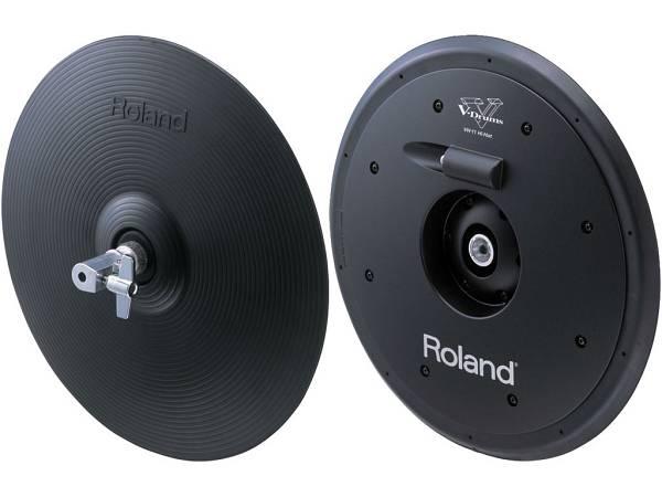 "Roland Vh11 V-hi-hat - Pad Charlseton 12"" Con Doppio Trigger"