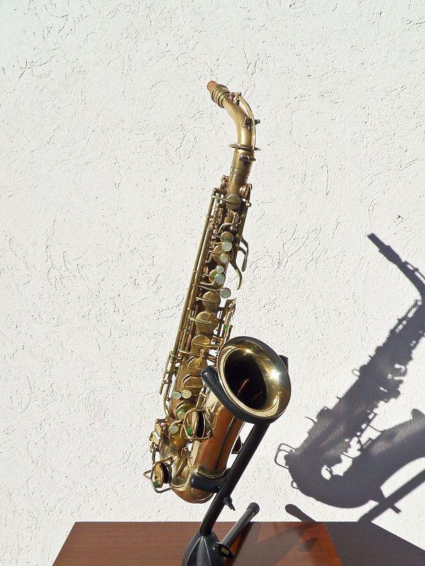 Sax alto Conn Chu Berry restaurato/ritamponato/garantito un anno! Prezzo affare!