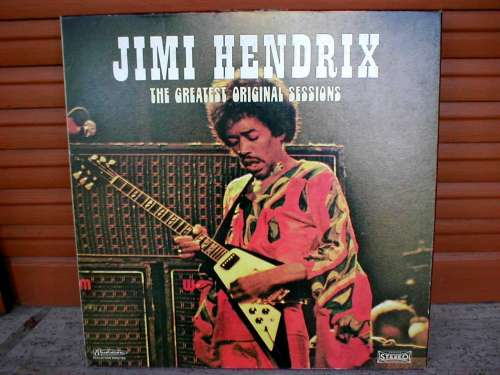 JIMI HENDRIX COLLECTION. CON CUSTODIA RIGIDA.ULTIMO RIBASSO