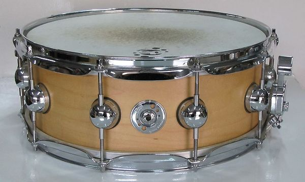 DRUM SOUND EVOLUTION MAPLE 14X5,5 N. DI SERIE 521/A070456 MADE IN ITALY