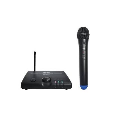 KARMA RADIOMICROFONO PALMARE VHF SET 6170C