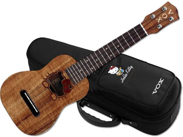 Vox Vu55hk Ukulele Hello Kitty - Limited Edition