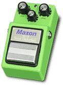 Maxon SD9 SONIC DISTORTION