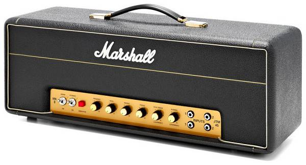 MARSHALL 2245 JTM45 - TESTATA 30W ALL TUBE