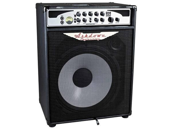 """Ashdown Rm-c115t-500 Evo Rootmaster Combo - Amplificatore Combo Per Basso 15"""" Con Tweeter 500w"""
