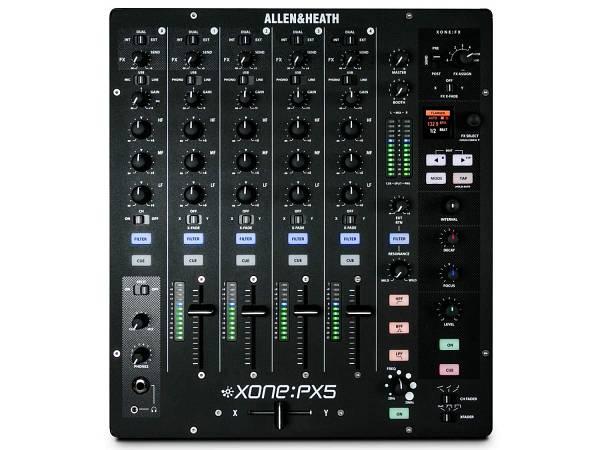 Allen & Heath Xone:px5 - Mixer Analogico 5 Canali Per Dj