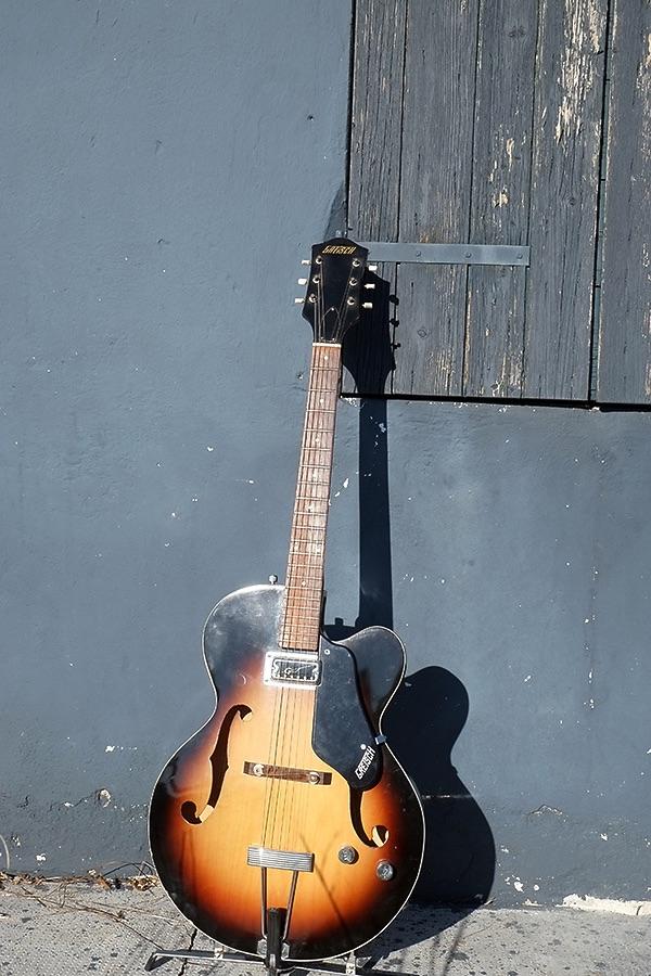 Gretsch Clipper 6186_Vintage 1962