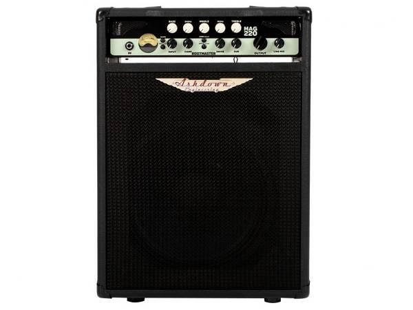 "Ashdown Rm-c112-220 Rootmaster Combo - Amplificatore Combo Per Basso 1x12"" 220w"