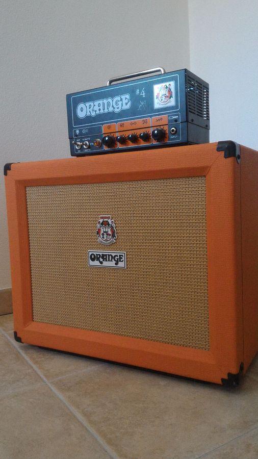 Orange Orange PPC 112 CB