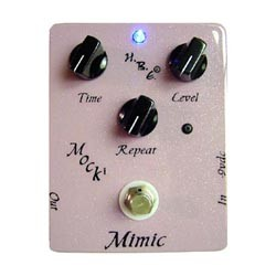 HBE HOMEBREW MIMIC MOCK II 2 ANALOG DELAY