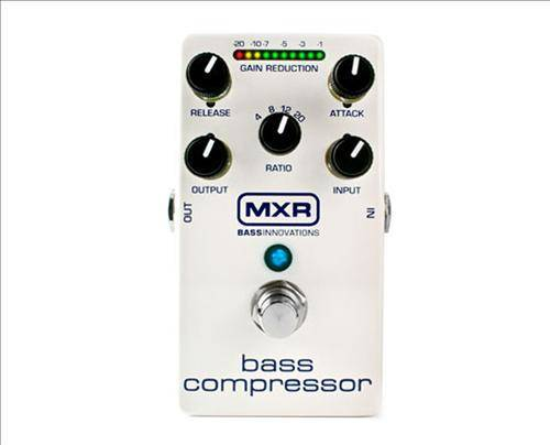 MXR M87 Bass Compressor compressore