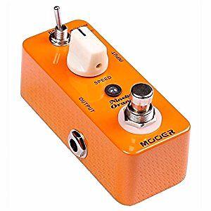 Mooer ninety orange phaser phase 90