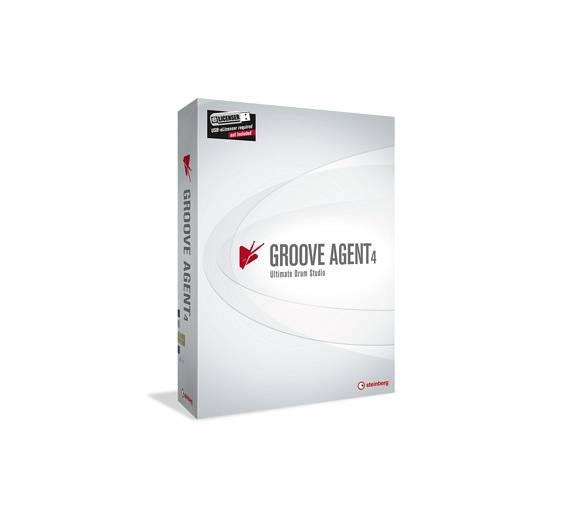 Steinberg Groove Agent 4 - Disponibile in 2-4 giorni