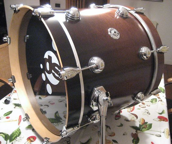 CERCO: DRUM SOUND 18''X15'' CASSA